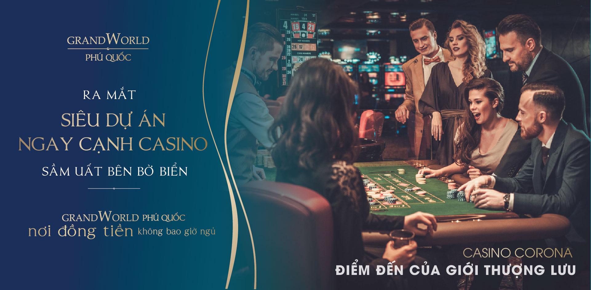 Casino là yếu tố then chốt làm nên thành công của Shophouse Vinpearl Phú Quốc