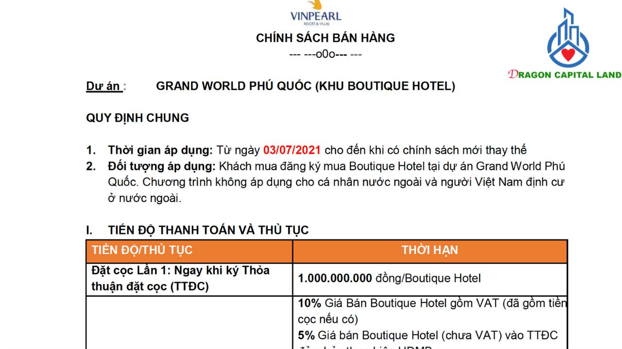 Chinh Sach Ban Hang Boutique Hotel Grand World (1)